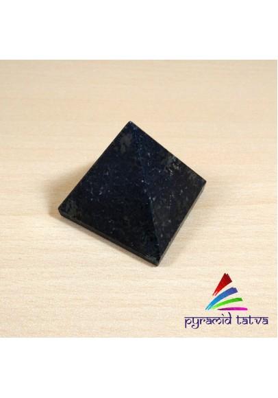 Black Tourmaline With Mica Pyramid (ptp-482)
