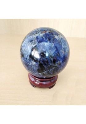 Blue Sodalite Ball (ptt-549845)
