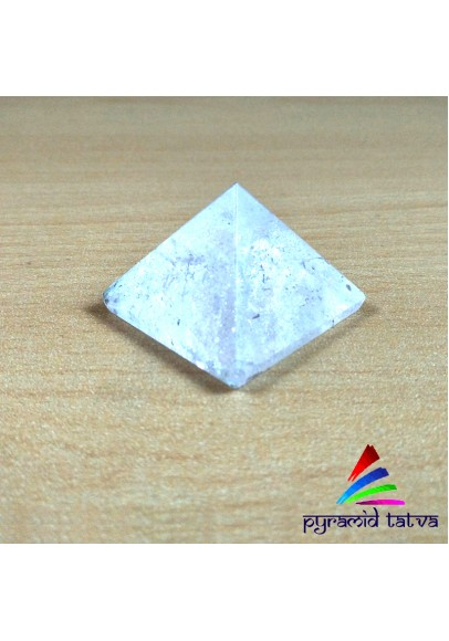 Clear Quartz Pyramid (ptp-593)