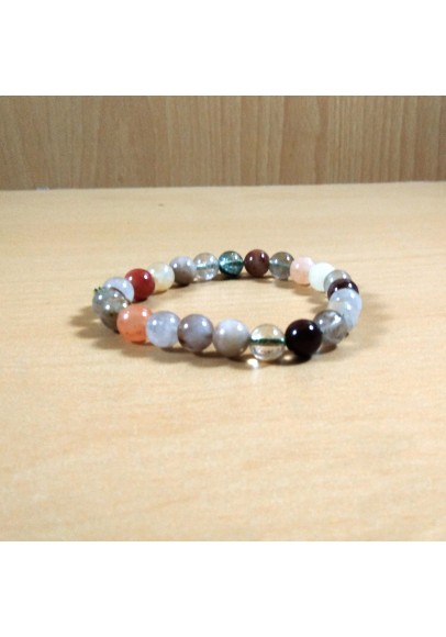 Crystal Phantom Beads Bracelet (ptt-516161)