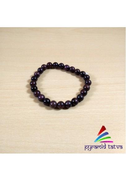 Garnet Beads Bracelet (ptb-32)