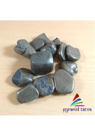 Golden Pyrite Tumbled Stone (ptt-3724)