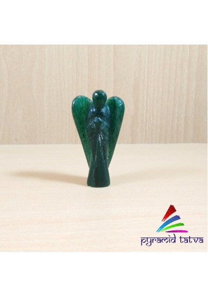 Green Aventurine Angel (pta-38)