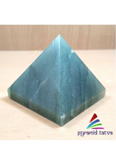 Green Aventurine pyramid (ptp-264)