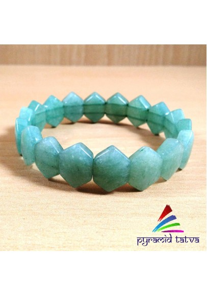 Green Aventurine Stone Bracelet (ptb-38)
