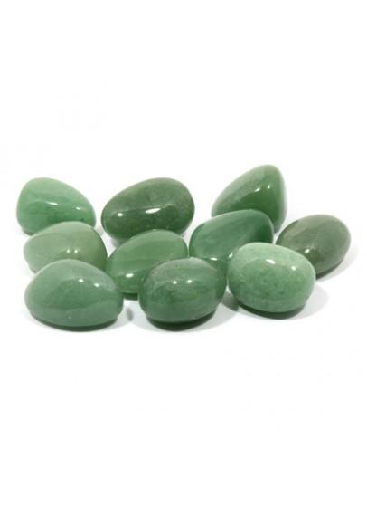 Green Aventurine Tumbled Stone (ptt-4724)