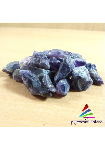 Indian Amethyst Raw (ptt-38864)