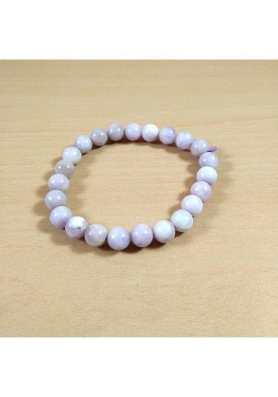 Kunzite Beads Bracelet (ptt-56498)