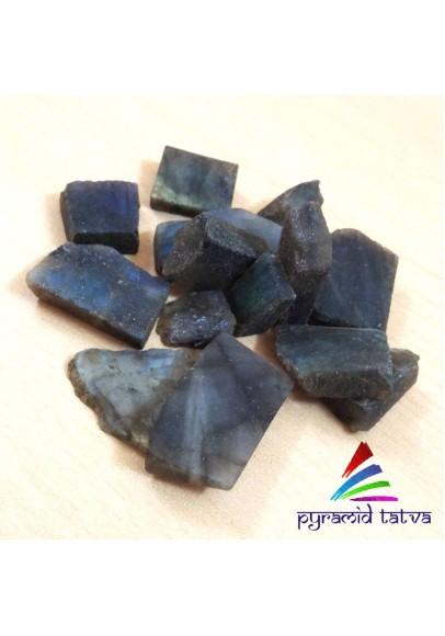 Labradorite Blue Fire Raw (ptt-4867)
