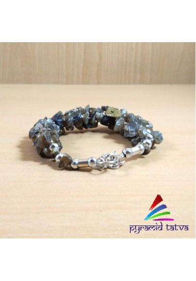 Labradorite Uncut Bracelet (pta-48)