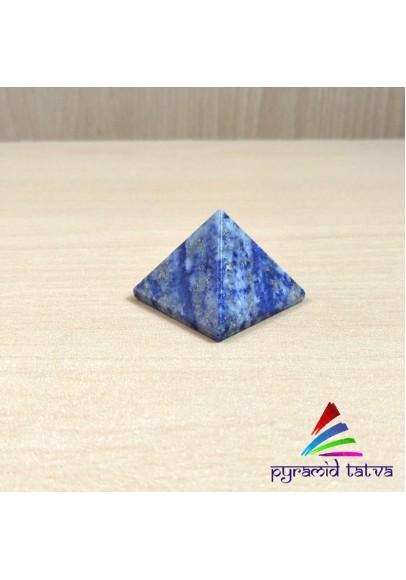 Lapis Lazuli Pyramid (ptp-672)