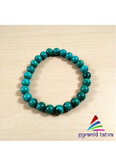 Malachite Bead Bracelet (ptb-97)