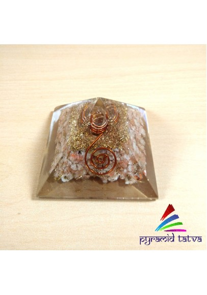 Natural Sunstone Orgonite (ptm-624)