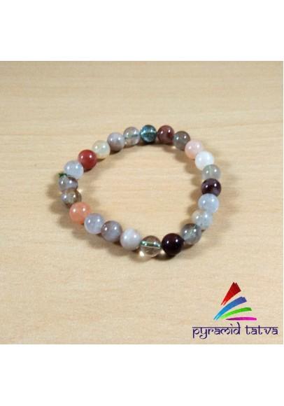 Phantom Crystal Bead Bracelet (ptb-90)