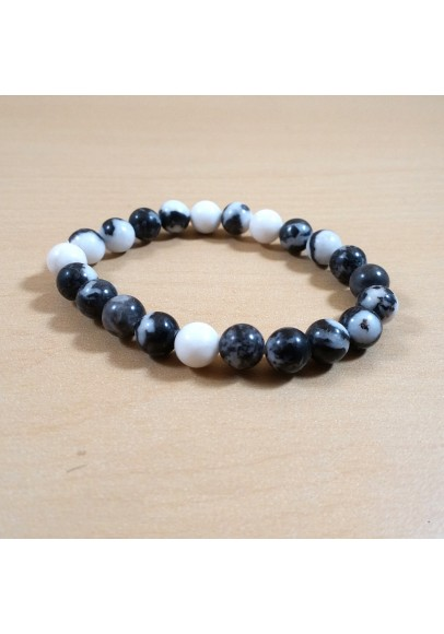 Rainbow Moonstone Beads Bracelet (ptt-4944114)