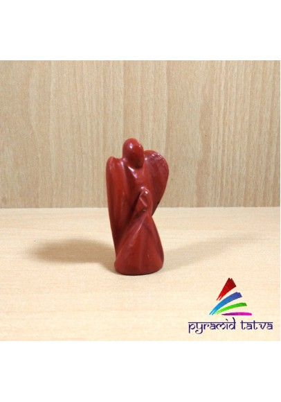 Red Jasper Angel (pta - 39)