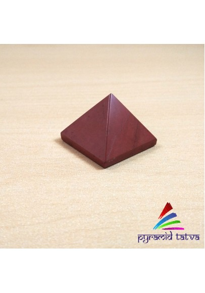 Red jasper Pyramid (ptp-586)