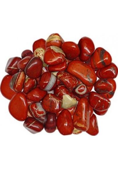Red Jasper Tumbled Stone (ptt-5877)
