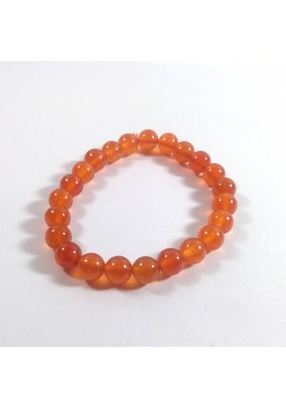 Red Sulemani Beads Bracelet (ptt-156845)