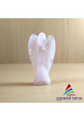 Rose Quartz Angel (pta-38)