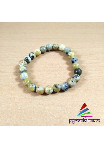 Serpentine Bead Bracelet (ptb-93)