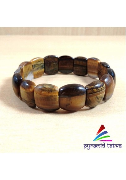 Tiger Eye Stone Bracelet (ptb-473)