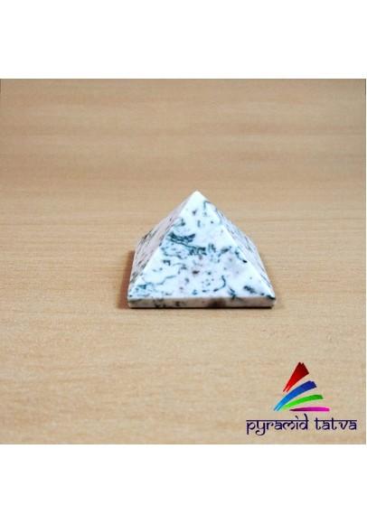 Tree Agate Pyramid (ptp-245)