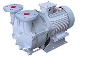 Close Couple Vacuum Pump