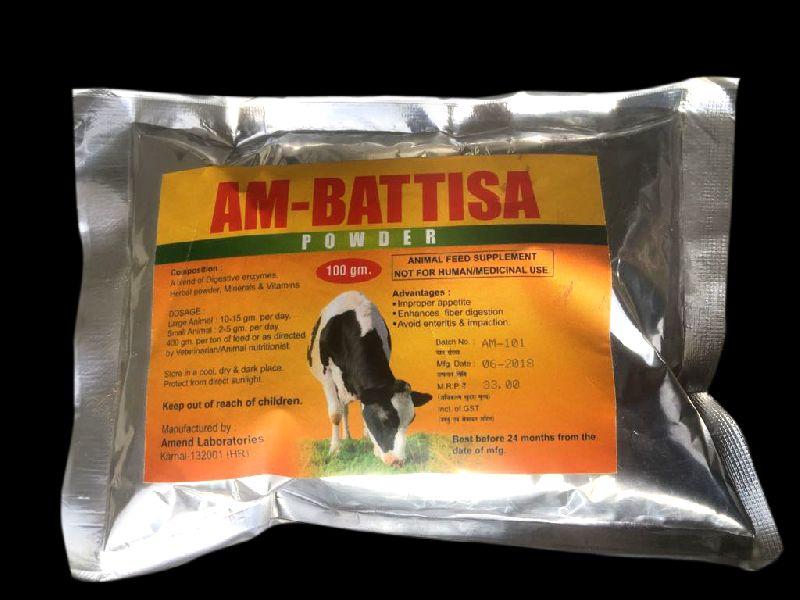 AM-Battisa Powder