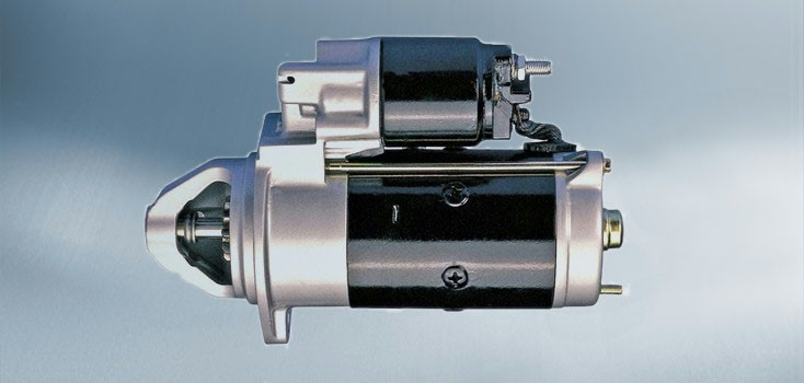 Bosch Starter Motors Manufacturer in Rewari Haryana India by Rathi