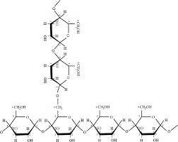 Starch & Hydrochloric Acid