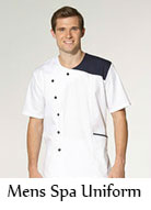 Salon/SPAS uniforms