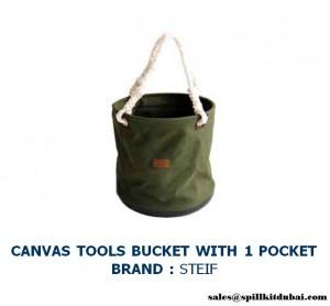 CANVAS BUCKET