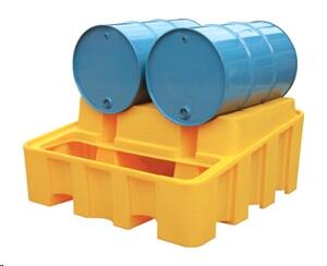 drum rack container