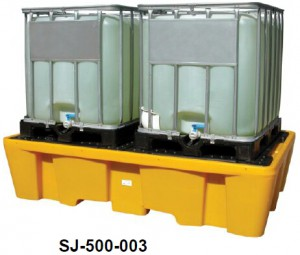 IBC spill container