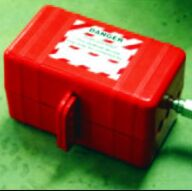 Pneumatic Lockout Box Type