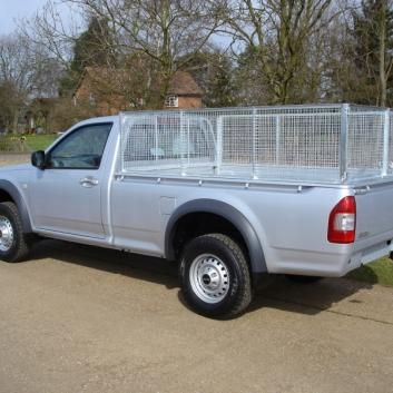 Automotive cages & enclosures