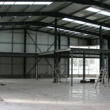 warehouses ITEMS