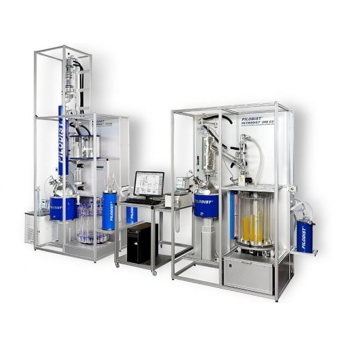 Crude Oil distillation System