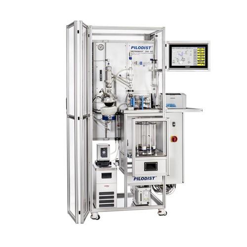 Vacuum Distillation system