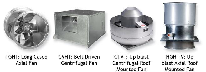 Smoke Exhaust Fans