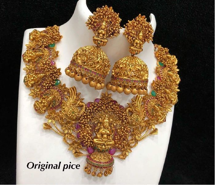 temple jewellery Manufacturer in Thiruvananthapuram Kerala