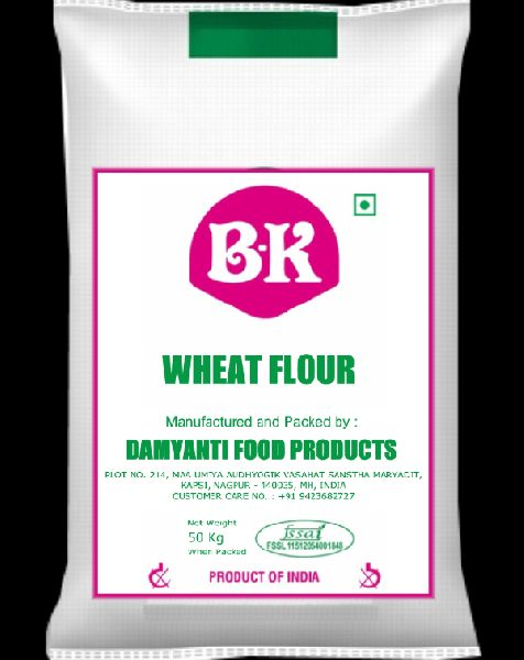 Manufacturer In Nagpur: Wheat Flour Manufacturer & Exporters In Nagpur