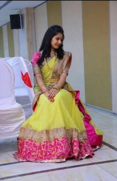 Punjabi Dress (sarees)