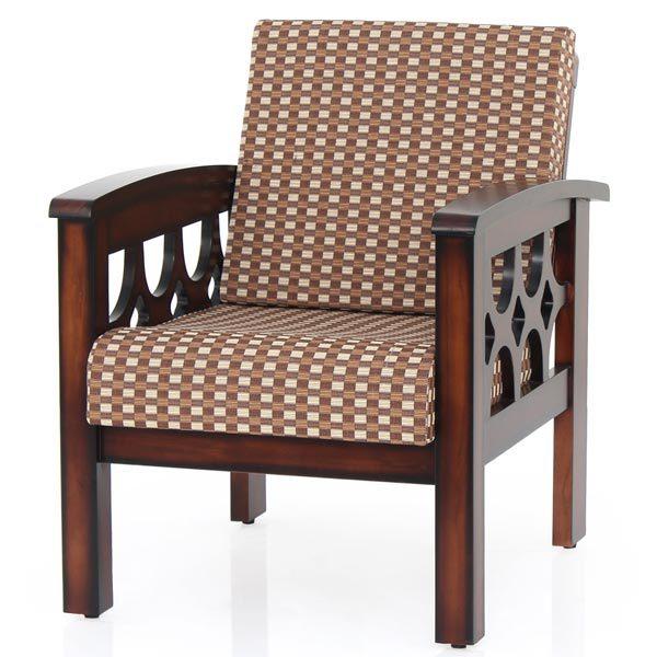 Sensational Diamond Wooden Single Sofa Manufacturer In Chennai Tamil Andrewgaddart Wooden Chair Designs For Living Room Andrewgaddartcom