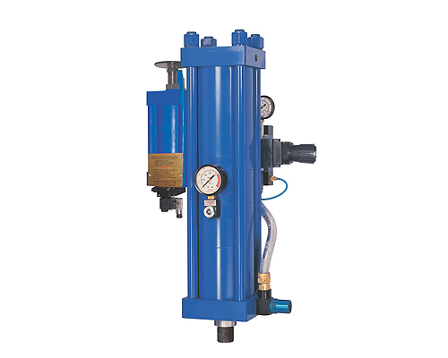 hydro-pneumatic cylinders