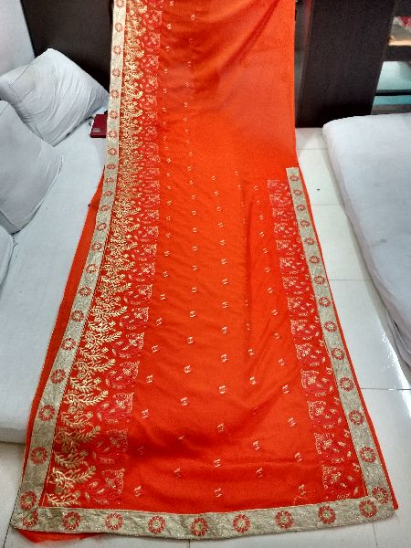 Saree Embroidery Works