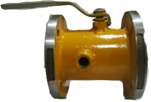ACKETED BALL VALVE