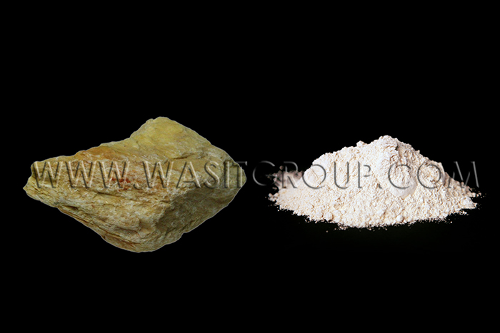 Barite as Weighting Agent