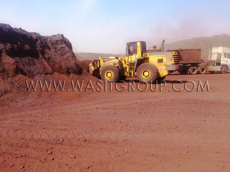 Hematite Iron Ore for Steel Production